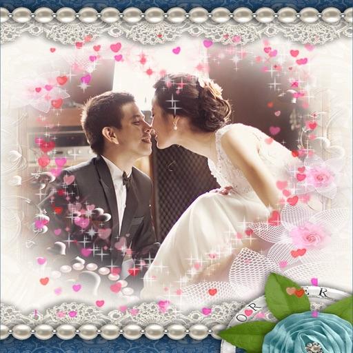 Wedding Photo Frame - WonderPhoto - Photo Editor