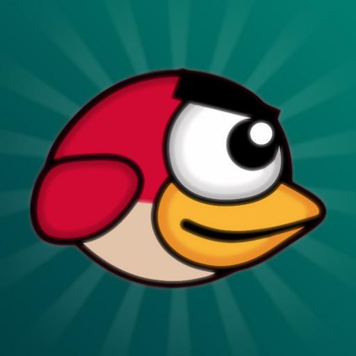 Tiny Red Bird icon