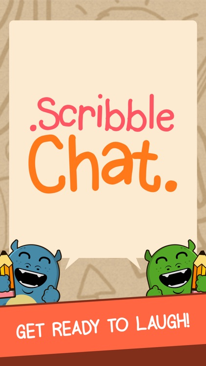 Scribble Chat!