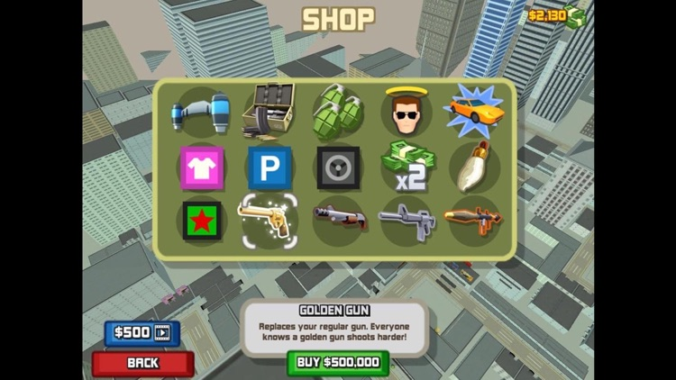 Vegas Crime City Gangster Games screenshot-3