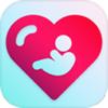 Plentouz Apps Development Pty Ltd - Mes battements de grossesse - auditeur prénatal illustration