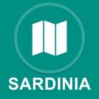 Sardenha, Italia : Off-line GPS Navigation icon