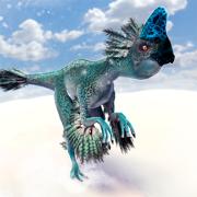 疯狂卡通恐龙 : 冰雪怪兽部落大冒险2017