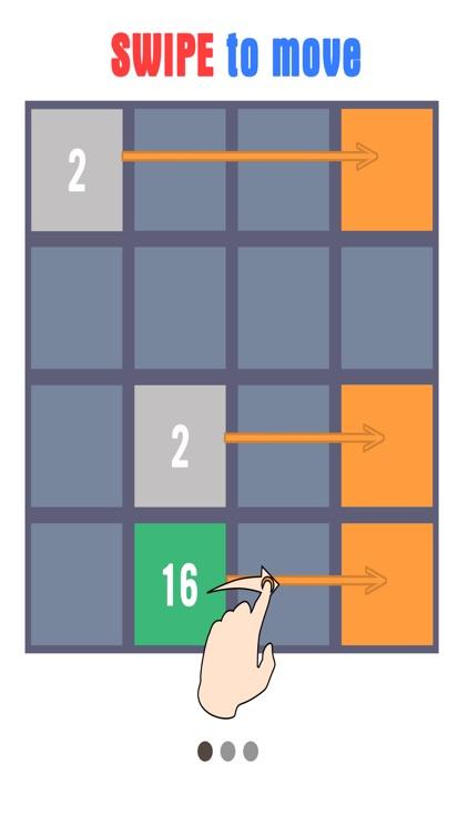 2048 - Fun Addictive With Join Number screenshot-3