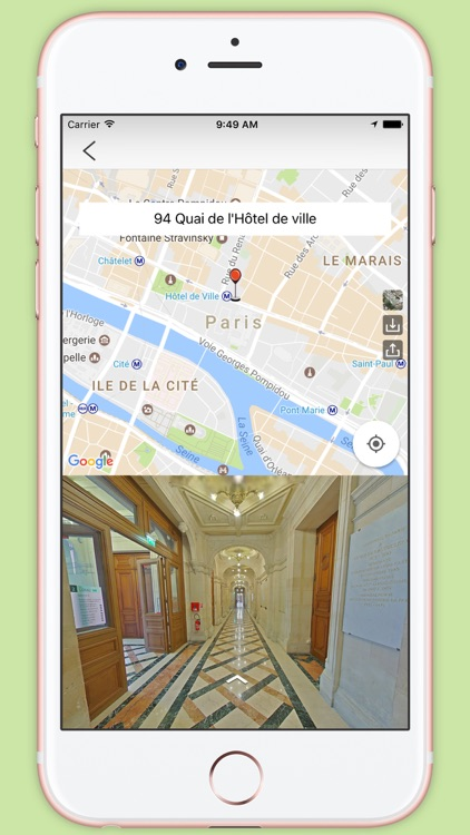 Street View - Watch the 3D Map of the Street