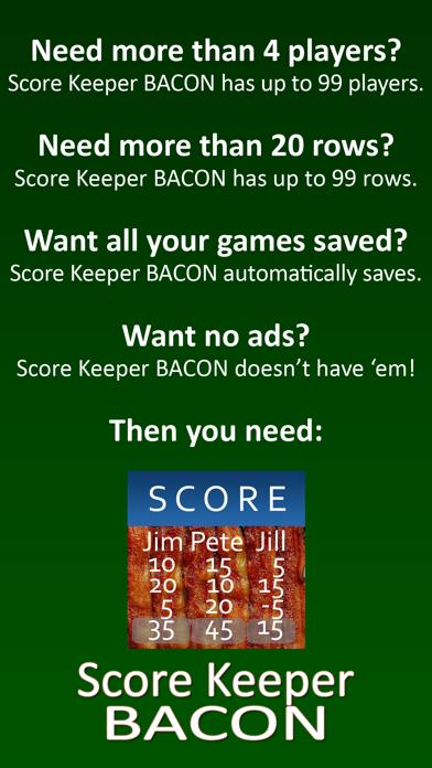 Score Keeper FREEのおすすめ画像4