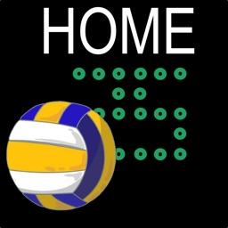 ScoreboardTap Volleyball
