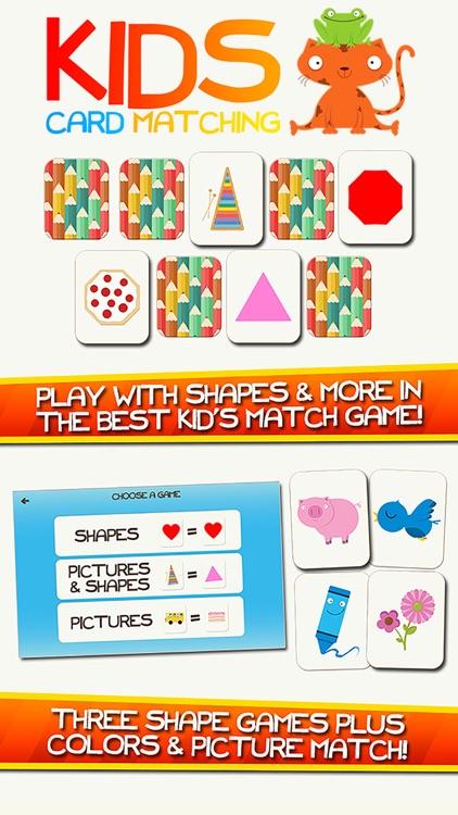 Shape Game & Colors App Preschool Games for Kids screenshot-0