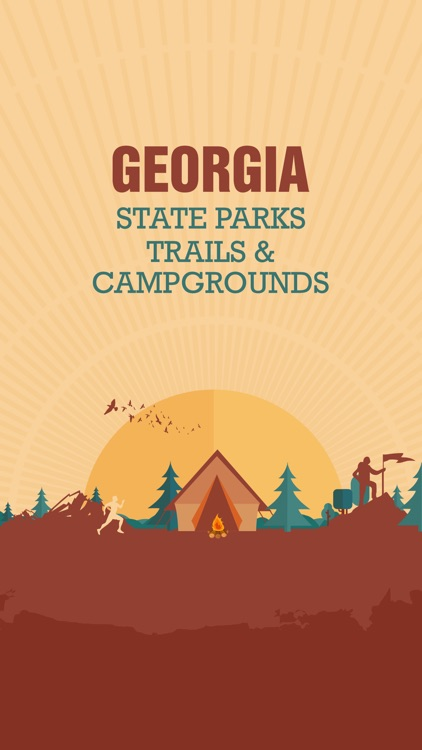 Georgia State Parks, Trails & Campgrounds