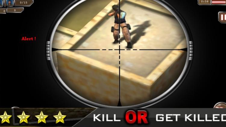 US Army Sniper Assassin