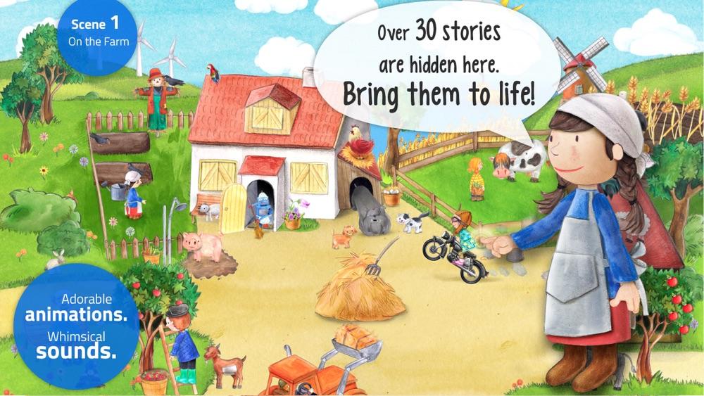 Tiny Farm: Toddler Games 2+ hack tool