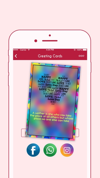 Happy Mother's Day Greeting Cards Pro screenshot-4