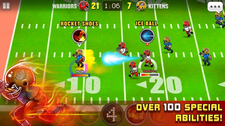 Football Heroes Online screenshot-3