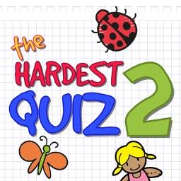 The Hardest Quiz 2 Ever