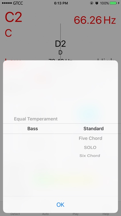 Accurate Bass Tuner screenshot-3