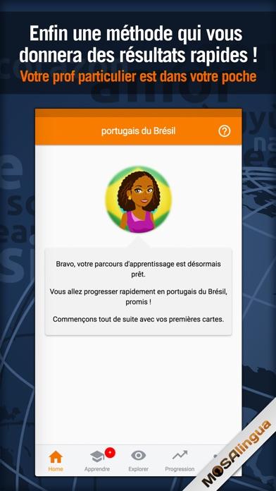 Screenshot #1 pour Apprendre le Portugais