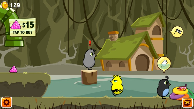 Duck Life Lite screenshot-4