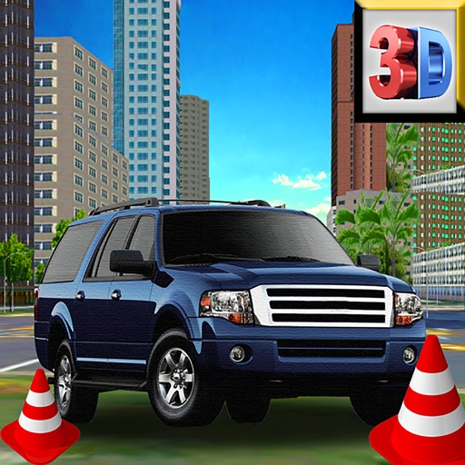 Luxury Car Parking Simulation Driving Game App Data Review