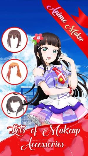 Anime Maker - Create avatar cartoon on the App Store
