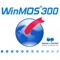The WinMOS®300 App is used for remote diagnostics and configuration of a lift/elevator controller made by BÖHNKE+PARTNER GmbH Steuerungssysteme