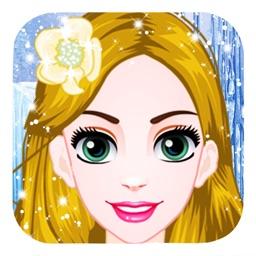 Beautiful princess dress - Free Girls Games
