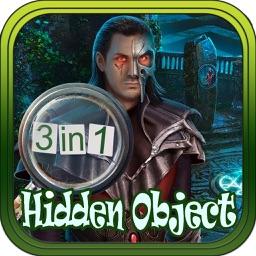 Hidden Object: Adventures of Prince of Darkness