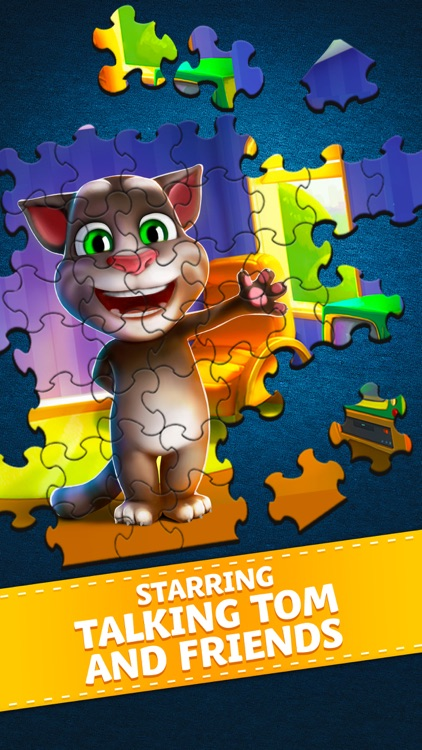 Jigty Jigsaw Puzzles screenshot-0