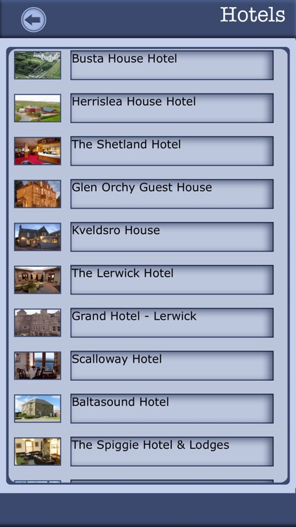 Shetland Island Offline Map Guide screenshot-3