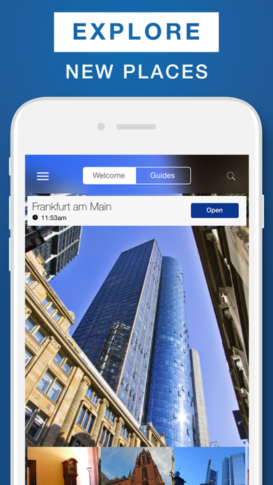 Frankfurt - Travel Guide & Offline Map
