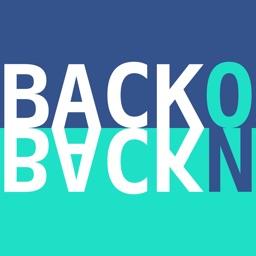 Back on back