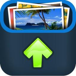 1 Click Pic Uploader