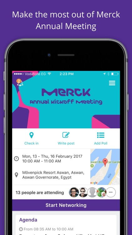 Merck Egypt Link