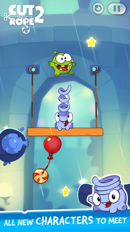Cut the Rope 2 screenshot-0
