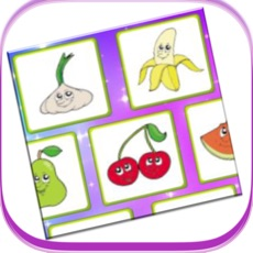 Activities of Fruit Jelly Match Game