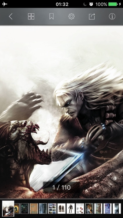Essential Artworks for The Witcher