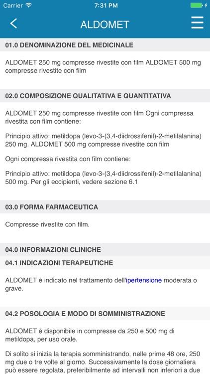 Cerca Un Farmaco PLUS screenshot-4