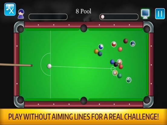 Billiards Pool Night 2 screenshot 5