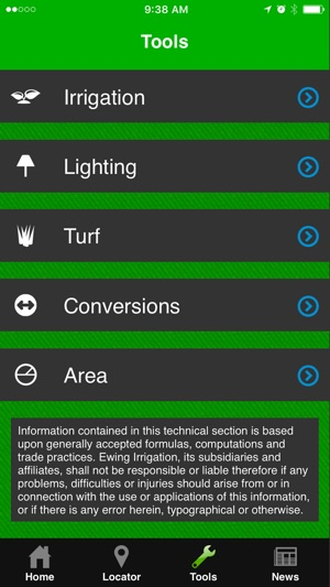 Ewing irrigation on the app store ewing irrigation on the app store aloadofball Image collections