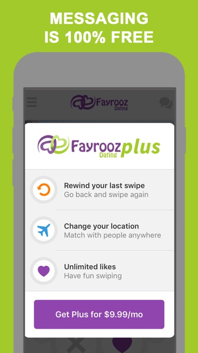 Fayrooz screenshot two