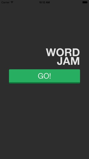 Word Jam - jumble scramble Screenshot