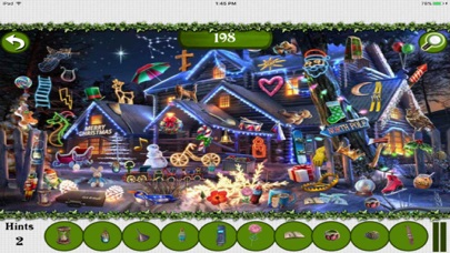 Free Hidden Objects: Fantasy Places Hidden Object screenshot two