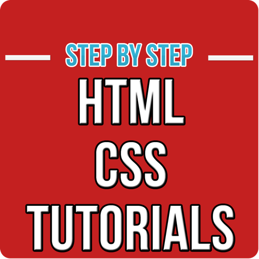 Step By Step HTML CSS Tutorials