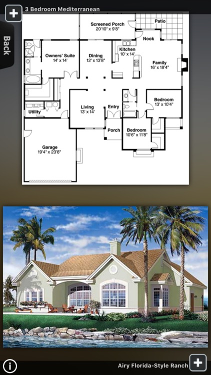House Plans - Florida screenshot-0