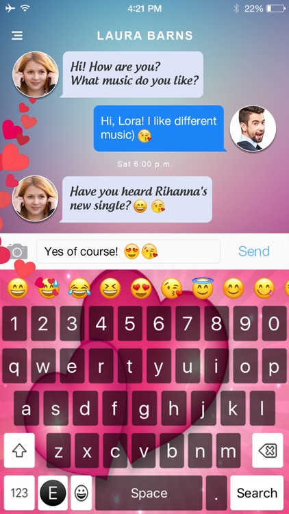 ViKey Keyboard - keyboard theme,sticker,emoji,font
