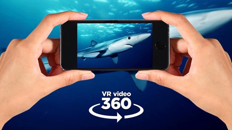 VR video 360