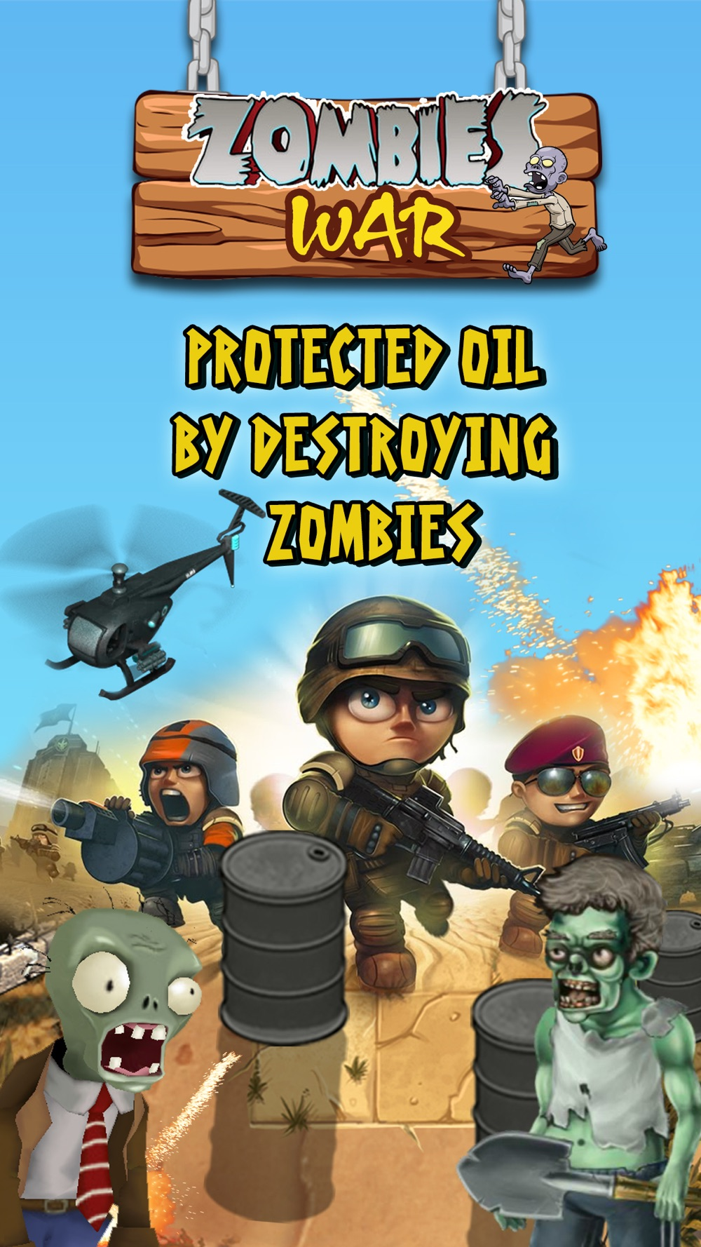 Ninja vs Zombies War in Desert Cheat Codes