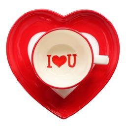 Valentine's Day Super Sticker Pack - Emoji