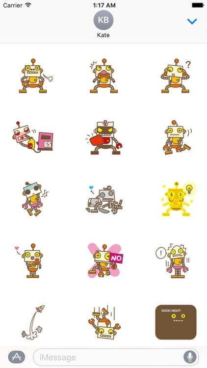 Robit Stickers