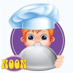 الطباخ العربي الصغير ١ - من روضه براعم الاطفال
