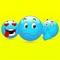 Use stunning Emoji Stickers and make your messages and conversations more exciting